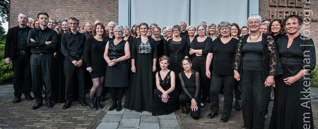 groepsfoto abc met solisten